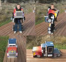 Transformer Halloween Costume 25 Transformer Costume Ideas Optimus Prime