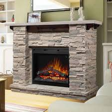 Electric Fireplace With Mantel Featherston Electric Fireplace Mantel Package Gds26l5 1152lr