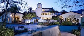Ojai California Map Ojai Spas Ojai Valley Inn Spa Awards Spa Getaways California