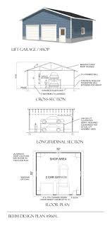 2 Car Garage Door Size by 100 The Garage Plan Shop Best 25 Boat Garage Ideas On