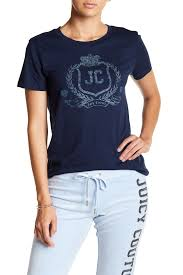 juicy couture royal crest tee nordstrom rack