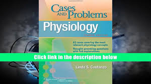 free download physiology cases and problems board review series