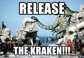 Release The Kraken Meme Generator - release the kraken clash of the titans kraken meme generator