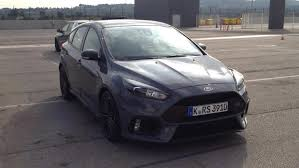 ford tv commercial ford focus rs500 teases us with 400 hp but it might not happen