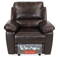 buy marshall 1 seater sofa with manual rocker reclinear home by