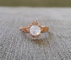 inexpensive engagement rings 14 under 1 000 gemstone engagement prove diamonds aren u0027t always a