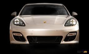 Porsche Panamera Gts - front bumper scrape protection for porsche panamera gts scrape armor