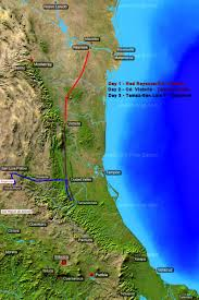 Cuernavaca Mexico Map by The Zone Of Silence