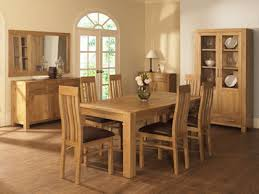 Oak Dining Room Furniture Dining Room Furniture Oak Inspiring Used Light Oak Dining