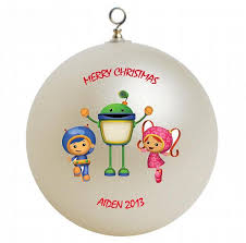 team umizoomi personalized christmas by giftsfromhyla on zibbet