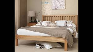 4ft Bed Frame Thornton Oak 4ft Small Bed Frame
