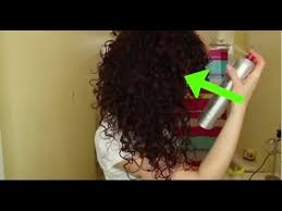 how to bring out the natural curl in your hair how to make curly