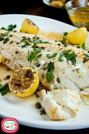 dico cuisine baccalà al limone baked fish lemon sauce and lemon