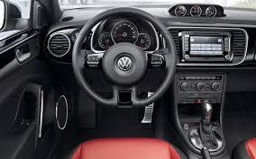 2000 Vw Beetle Interior Door Handle 2012 Volkswagen Beetle Turbo First Drive Automobile Magazine