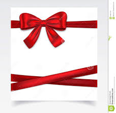 tying gift bows gift card royalty free stock images image 35297129