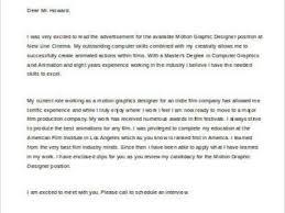 20 cover letter graphic design job 7 job application letters for
