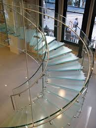 Glass Stairs Design Glass Staircase May Seem Out Of Reach But They Re A Fabulous