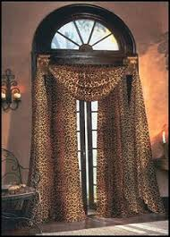 Leopard Curtains Safari Bedroom Decorating Wild Animal Safari Theme Bedrooms