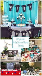 boy themed baby shower diy baby shower decoration ideas for a boy decorating of y