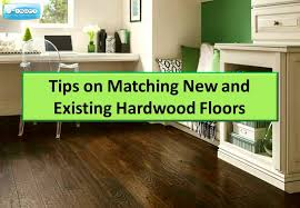 should kitchen cabinets match wood floors tips on matching new and existing hardwood
