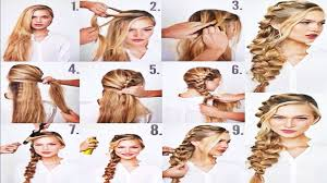 braided hairstyle instructions step by step french braid instructions step by step basic french
