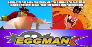Eggman Meme - the eggman show by nintrendodude on deviantart