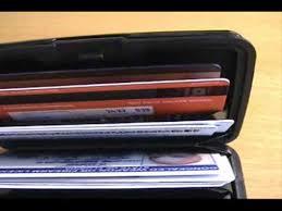 alumni wallet aluma wallet review