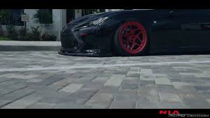 lexus rc ebay lexus rc full nia splitter kit front sides rears youtube