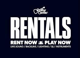 guitar center dj lights guitar center rentals event rentals jacksonville fl weddingwire