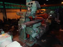 fresadora de torreta kondia powermill fv1 de maquinaria