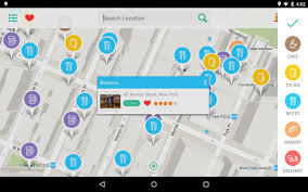 map of restaurants near me restaurants near me android apps on play