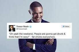 Trevor Noah Memes - people are mad about trevor noah s old tweets about women and jews