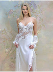 bridal peignoir set designer bridal and wedding