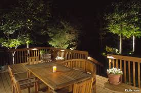 Patio Lighting Solar Gorgeous Patio Deck Lighting Ideas 1000 Images About Solar