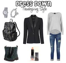 dress up dress thanksgiving style leather lapel blazers