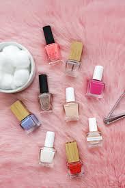 natural nail polish 101 u2013 a beautiful mess