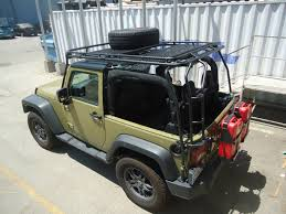 jeep grand cherokee kayak rack jeep wrangler jk 2007 to present roof rack reviews and how to