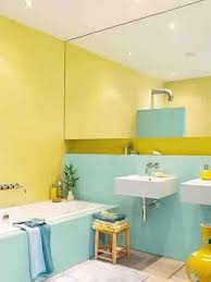 blue and yellow bathroom ideas yellow bathroom paint ideas bathroom inspiration 15244