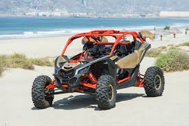 baja sand rail ride testing the can am maverick x3 in baja california utv scene