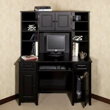 White Computer Desk With Hutch by Computer Armoire Ikea Home Office Computer Desks With Hutch