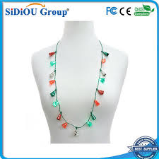 christmas light necklace led christmas light necklace wholesale christmas suppliers alibaba