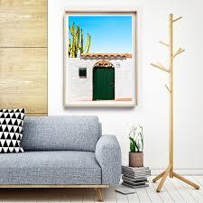 home interior prints minorca house ii photo art print u2013 clair estelle