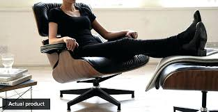 Eames Lounge Chair And Ottoman Price Eames Lounge Ottoman Intuitivewellness Co