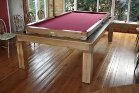 Convertible Dining Room Pool Table Custom Pool Tables