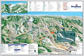 Vail Colorado Map by Steamboat Reviews U0026 Ratings Onthesnow