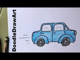 how to draw a car for kids learn to draw this car easy step by