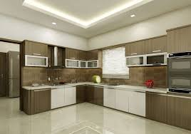 kitchen interior doors kitchen modern l shaped kitchen with brown design cabinetry and