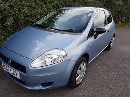 used fiat grande punto 3 doors for sale motors co uk