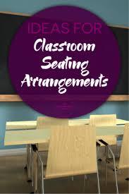 Classroom Desk Set Up Ideas For Classroom Seating Arrangements