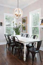 dining room table sets gorgeous clear glass cone shade pendant